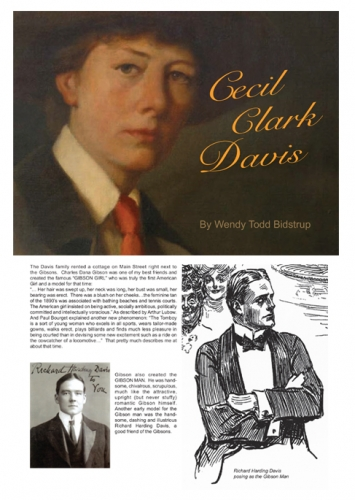 Cecil Clark Davis Biography