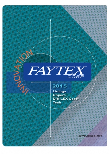 Faytex Swatch Folder