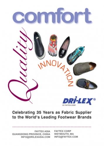 Faytex Trade Magazine Print Ad