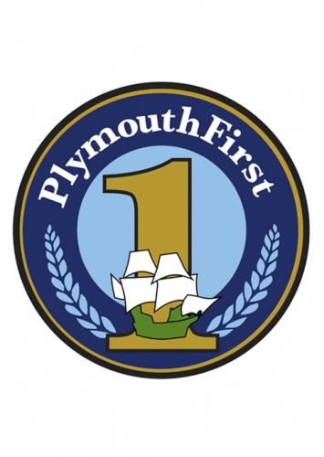 Plymouth First Logo